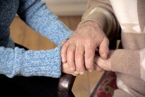Altenbetreuung zu Hause